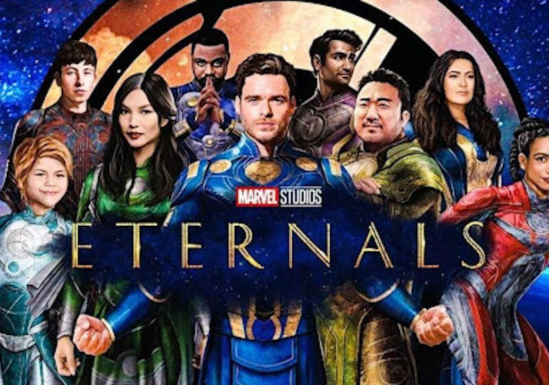 'Eternals' is finally here. Here's everything you need to know to, how to watch the marvel's movie online for free.