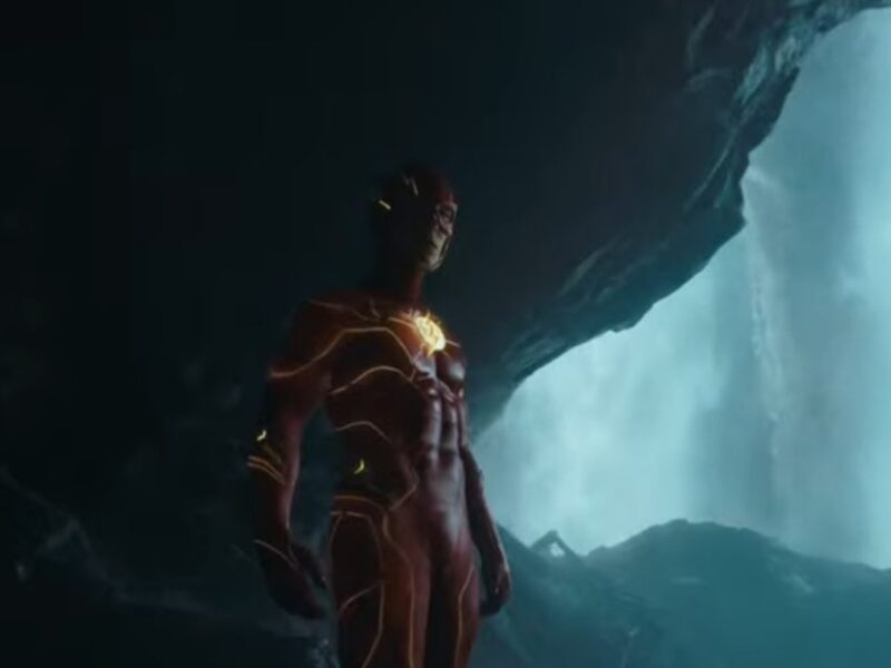 'The Flash' movie released its long awaited first look at DC's Fandome this weekend. See how the internet feels about the footage so far.