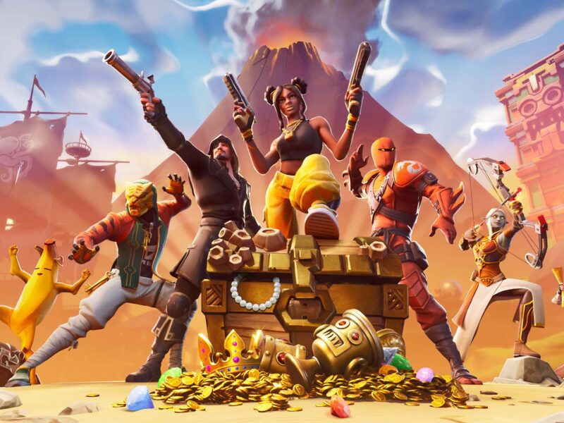 Fortnite season 8 is here! Blast into the story and unearth all the craziest easter eggs coming from the latest edition of the viral video game.