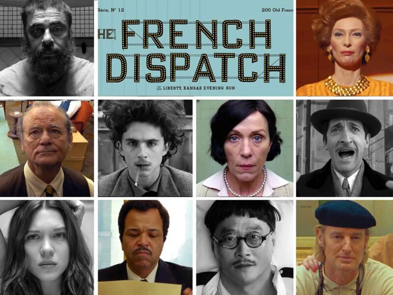 Does 'The French Dispatch' 2021 have a release date on a streaming yet? Here's how you can stream Wes Anderson's Latest Licorice movie full online for free!