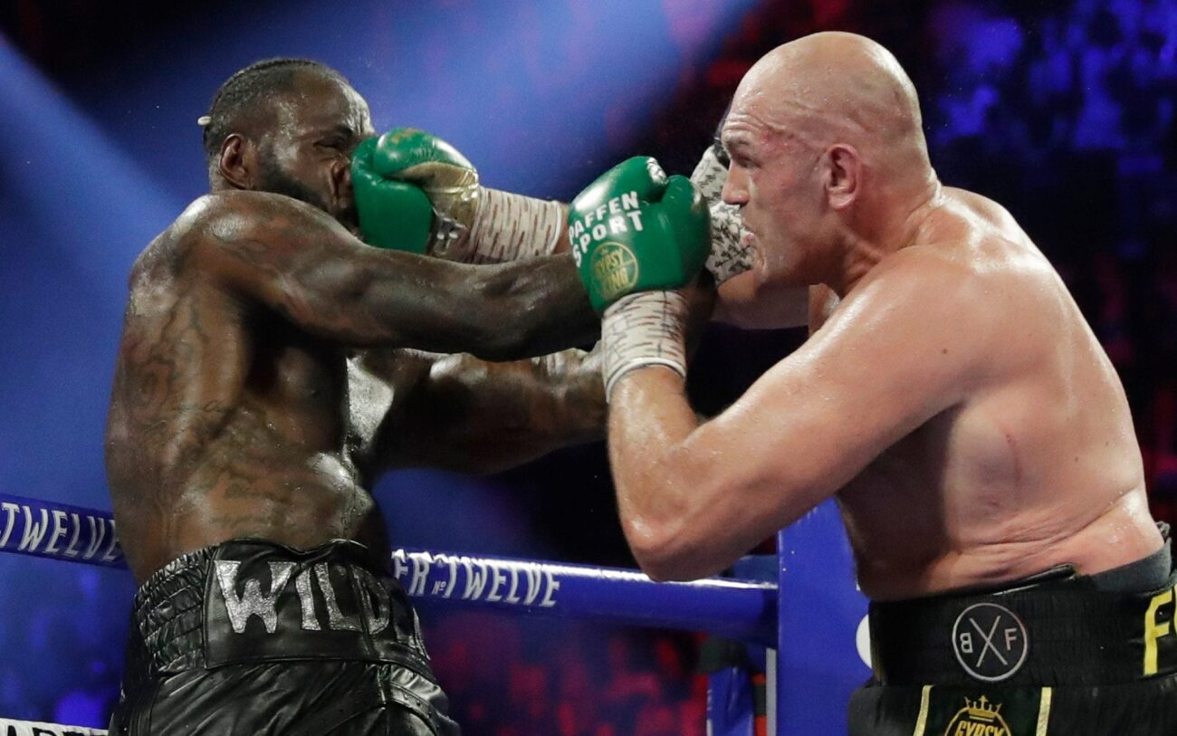 It's time for the third Wilder vs Fury boxing match up. Who will come out on top? Find out by streaming the entire exciting fight for free online.