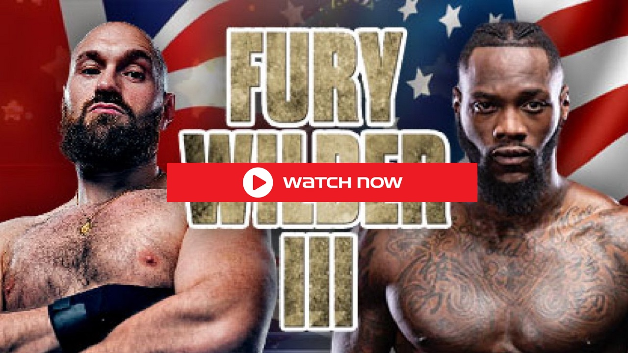 How to Watch Deontay Wilder vs Tyson Fury 3 Live Stream For FREE. Tyson Fury and Deontay Wilder are scheduled to face off in a boxing match on October 9th, 2021.