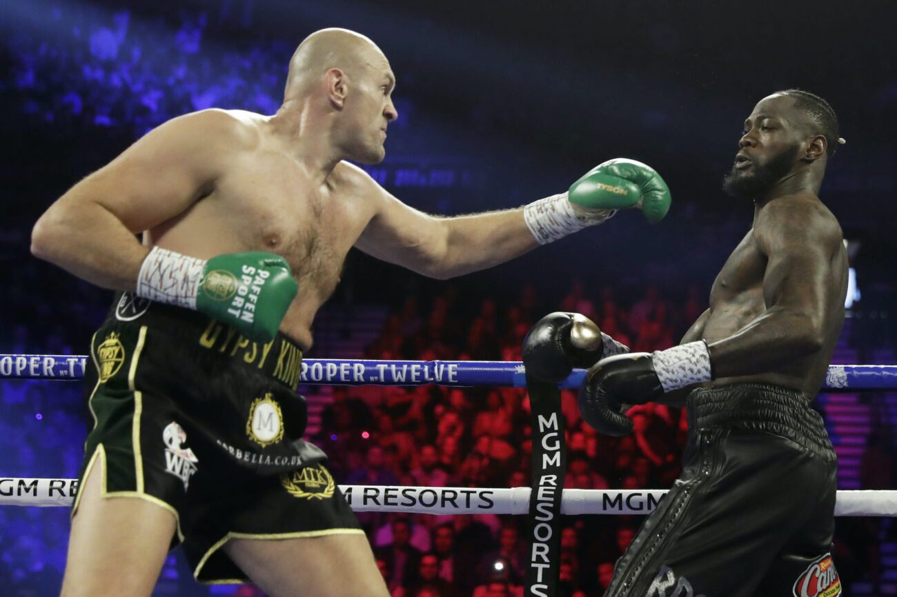 Fury v Wilder round 3 is sure to be one of the best boxing matches of the entire here. Make sure you can stream the entire fight online for free.