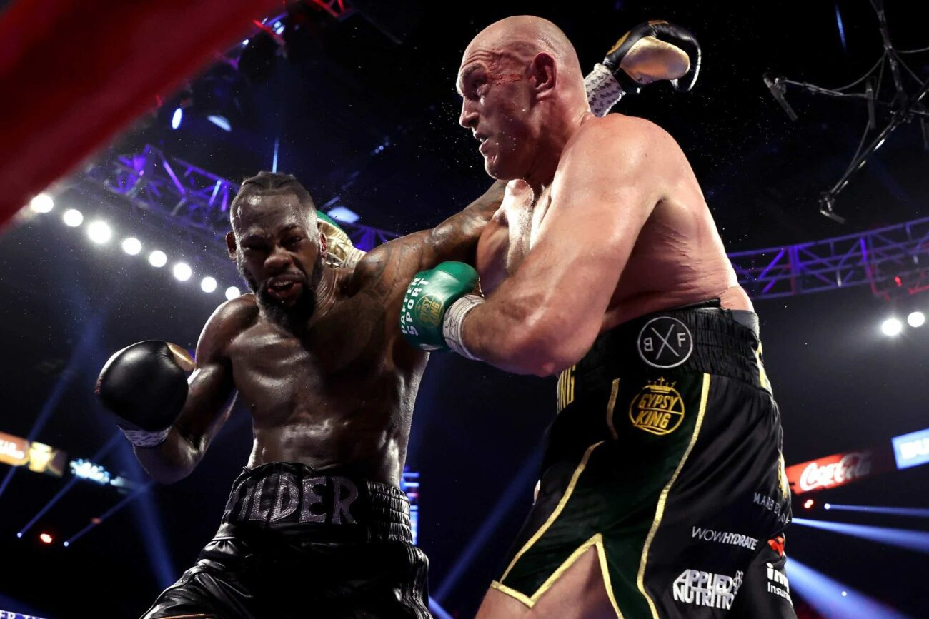 It's time for the third match up against Tyson Fury and Deontay Wilder. Make sure you know who comes out as the boxing champ by streaming the fight.