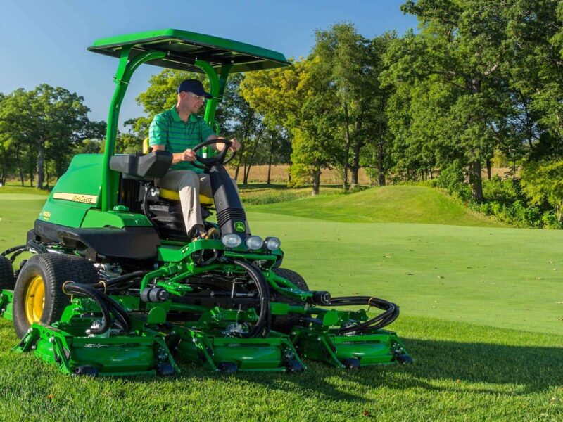 The key to having a well maintained, pristine golf course is owning a top-tier mower. Get the inside scoop on how to choose the mower for your course.