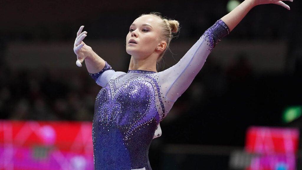 Watch World Artistic Gymnastics Championships Live Stream 2021 Finals – FilmyOne.com