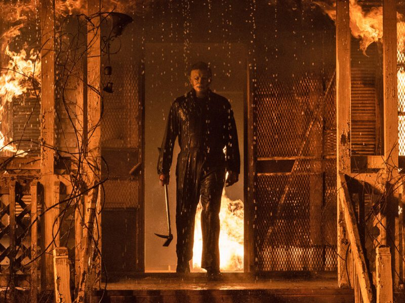 Are you ready for the 'Halloween Kills'? Here's how you can stream this horror movie for free online.