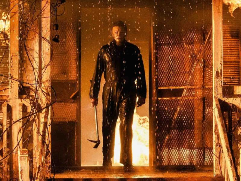 'Halloween Kills' is finally here! Learn how you can stream the exciting latest chapter in the saga of Michael Myers for free from home!
