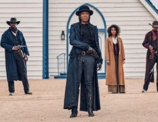 Netflix has an incredible new western film releasing that stars Idris Elba. Learn where you can watch 'The Harder They Fall' when it drops online.