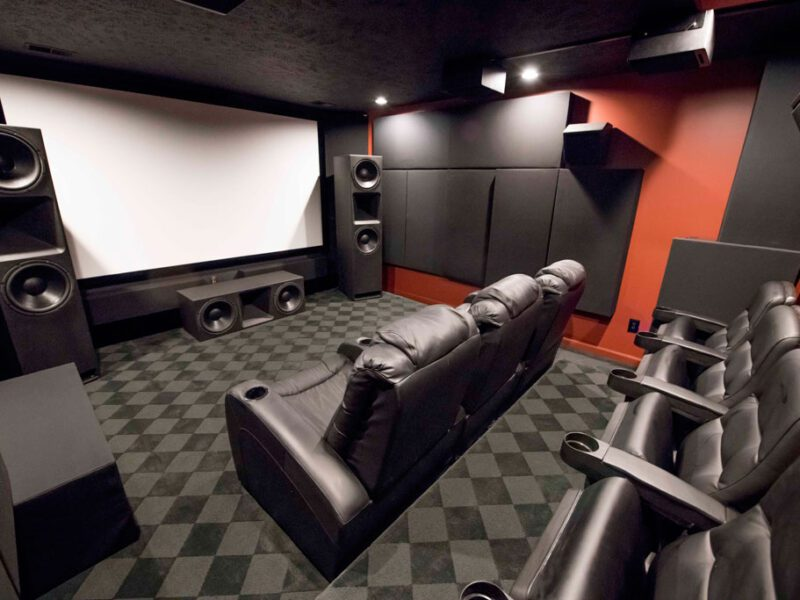 Desperately need to overhaul your home cinema? These four tips will help you bring the theater experience home.