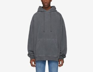 When you think hoodie, do you automatically picture a large, baggy hoodie with long sleeves? Here are some unique styles for you.