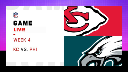 Don't miss a single second of this big game at 'Chiefs vs Eagles' on October 3, 2021! including how to watch NFL week 4 game live stream for free on Reddit!