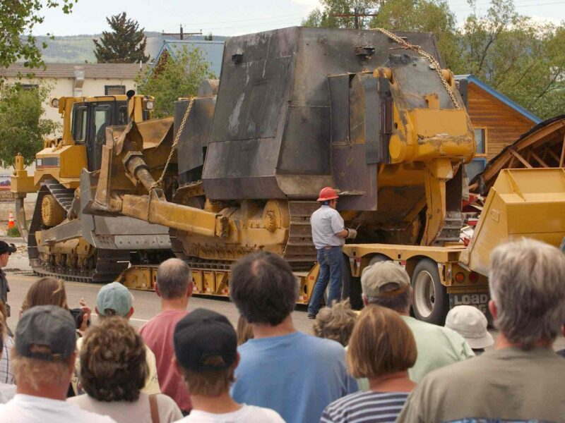 Who is Marvin Heemeyer and why did he modify a bulldozer into a tank to destroy a Colorado town? Learn the surprising details about the Killdozer.