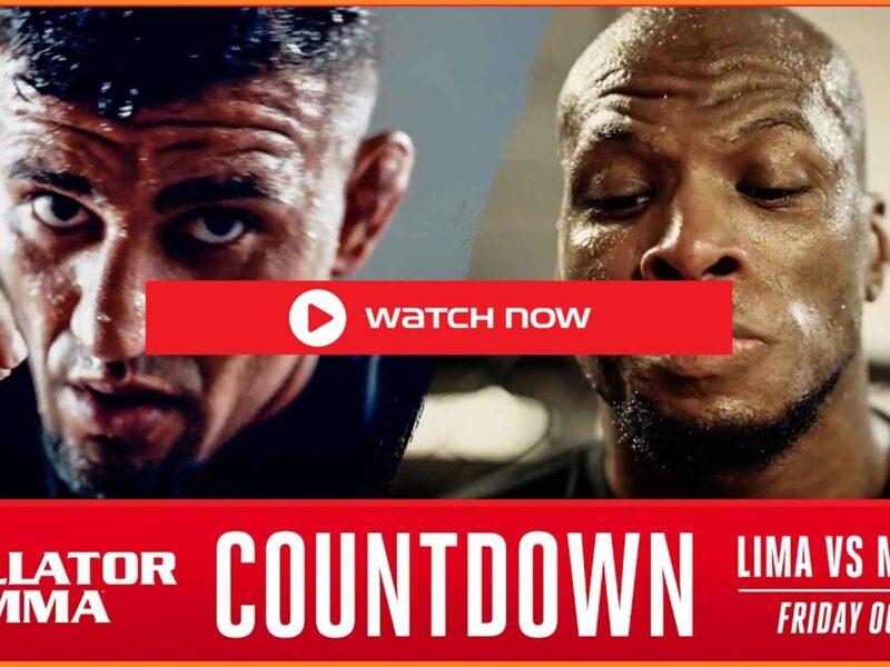 Watch Bellator 267: Douglas Lima vs. Michael Page 2 Live Stream Free Online Full Fight Card. MMA Streams, Reddit On Tonight