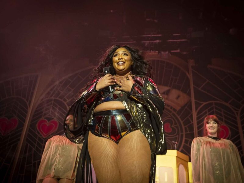 Lizzo is the reigning queen of body positivity & her songs are a celebration of big girls everywhere. Dive into her catalogue & share some self-love!