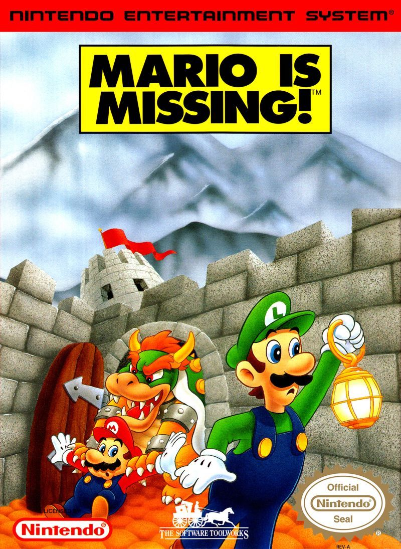 How did an innocent education game for children 'Mario is Missing' inspire such a terrifying creepypasta? Let's dive in and take a look.