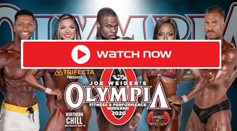 This is a complete guide to watching the biggest bodybuilding event in the world 'Mr. Olympia' 2021, through the online stream.