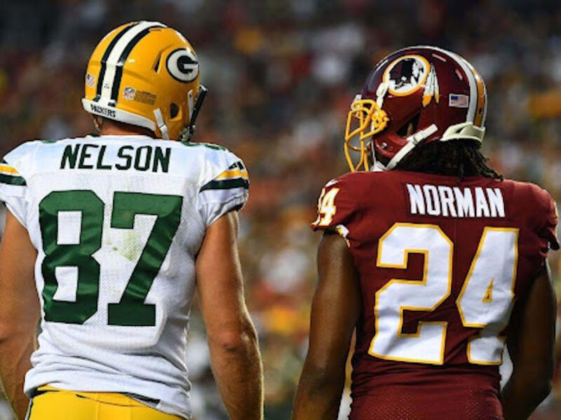 The Green Bay Packers host the Washington Football Team on October 24 at 1:00 PM Eastern. Here's how you can stream the event live.