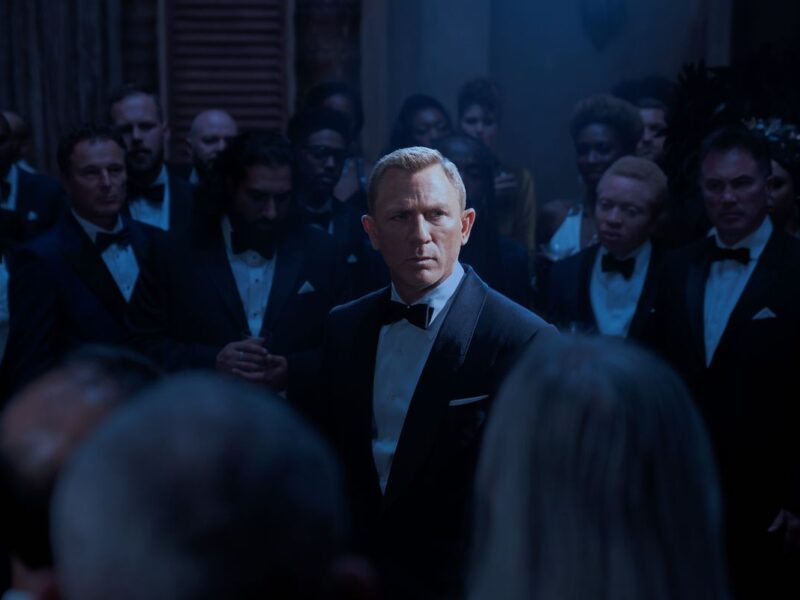 The long awaited James Bond film is here, so don't miss out on the action! Stream 'No Time to Die' online here.