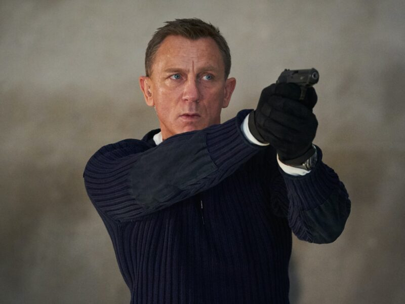 It's time for Daniel Craig's last outing as James Bond. Make sure you don't miss the action and stream 'No Time to Die' for free at home online.