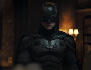 Could we see a new trailer for 'The Batman' at DC's FanDome later this month? See what Robert Pattinson has to tease about it.
