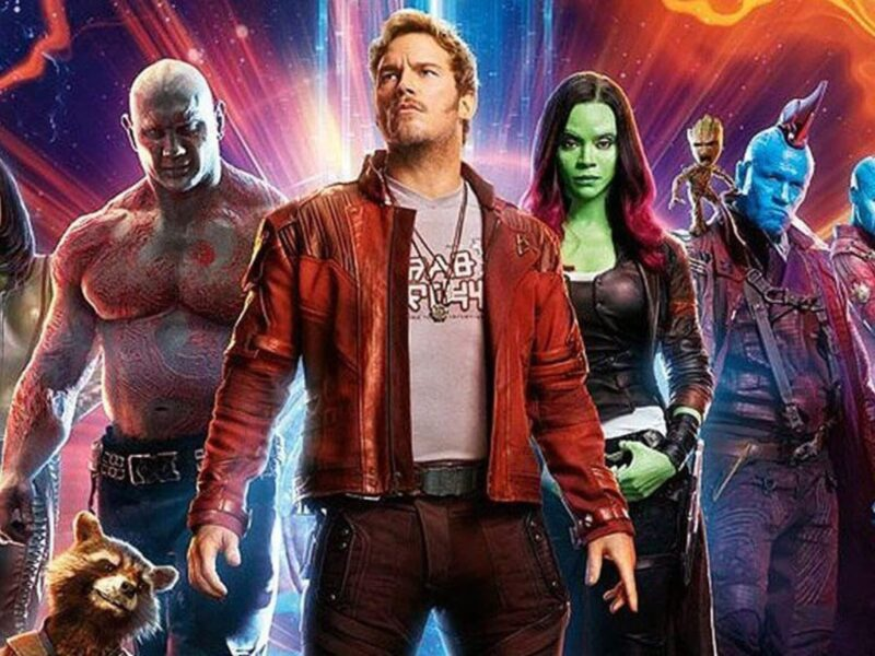 Looking forward to movies with Chris Pratt? 'Guardians of the Galaxy Vol. 3' is coming, so mark your calendars and follow us on the latest news!
