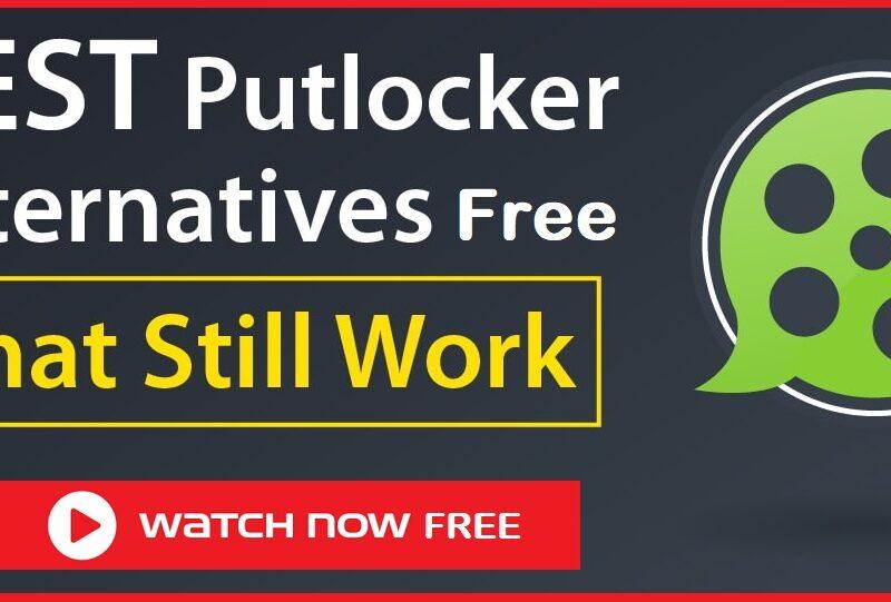 In 2021 OCT latest updates on The best Putlocker alternatives are Peacock TV, Tubi, Popcornflix, Crackle, SolarMovie, Fmovies, Vudu, GoMovies, XUMO, IMDb TV, and many others found online to watch movies.