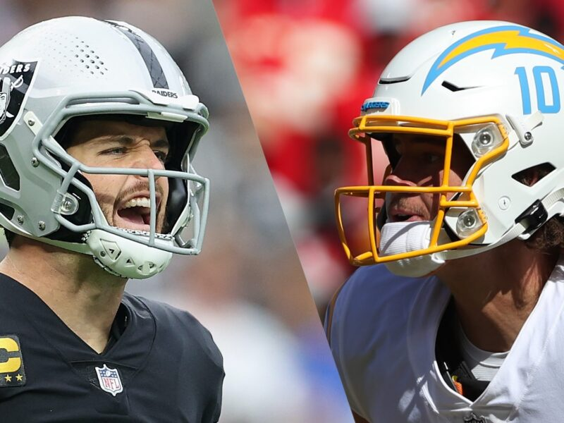 It's time for some Monday Night Football once again. Get ready to watch the Raiders vs the Chargers by streaming the entire game for free online.