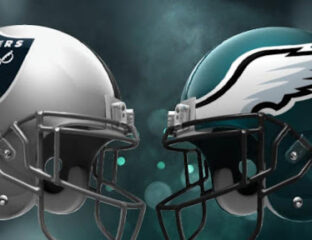 Catch all the action as the Eagles face off with the Las Vegas Raiders! Learn how you can stream the game for free at home!