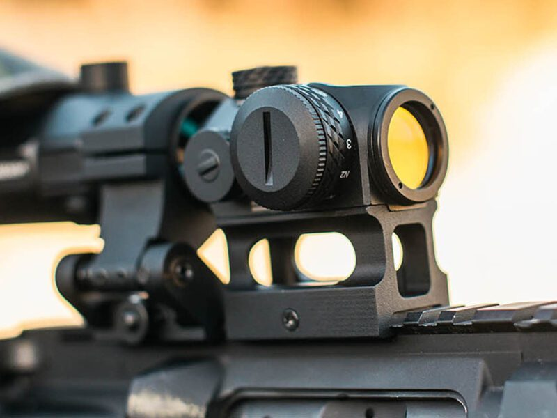 A red dot sight can help to improve your accuracy. Dive into the details and learn the facts about the best red dot sight with magnifier!