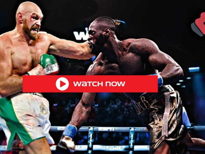 Tyson Fury vs Deontay Wilder 3 live stream and on TV – how to watch PPV Full fight online Tonight HD free on reddit twitter.