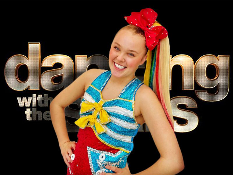 Did 'Dancing with the Stars' frontrunner JoJo Siwa really dump her girlfriend for her partner? Dive into the ballroom and uncover the details.