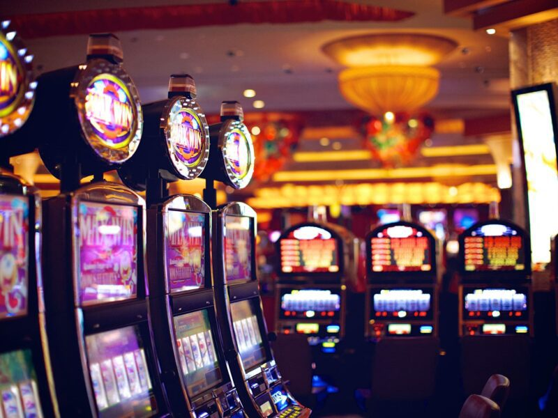 Online gambling is taking off in a big way, and the most popular game around is slots. Learn how to make a deposit and start your new favorite slot game.