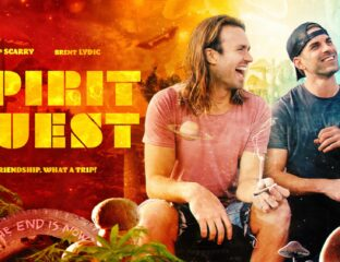 A new trippy buddy comedy film reminds us that friendship is really the most important thing in life. Go for a walkabout with 'Spirit Quest' today.