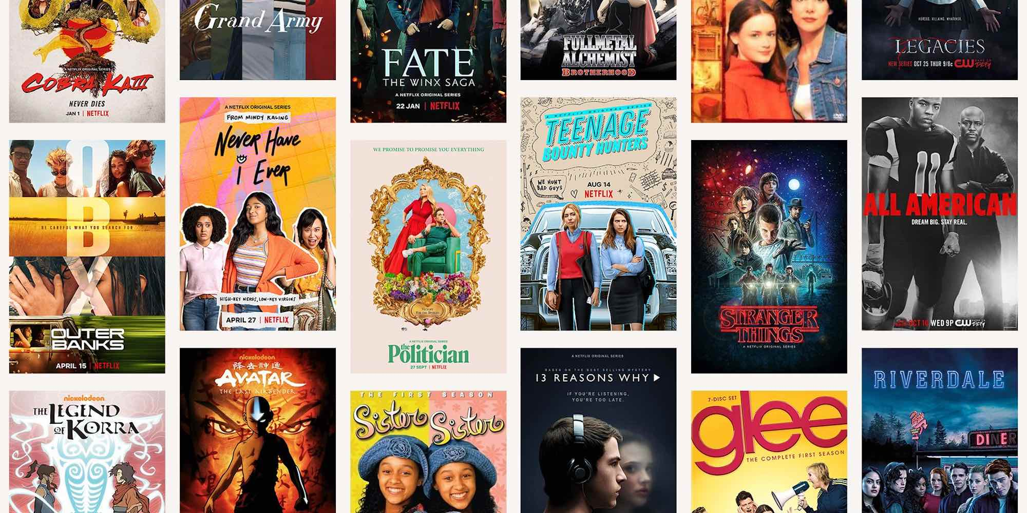 Which teen TV shows should you bingewatch now? – The Daily Quirk