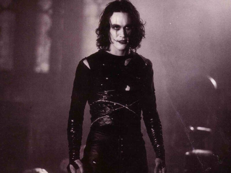 Was the set of 1994's 'The Crow' truly cursed? Or was the death of star Brandon Lee a tragic accident in a series of them? Learn the heartbreaking details.