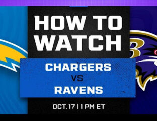 Don't miss a single second of this big game at 'Chargers vs. Ravens' on October 3, 2021! including how to watch NFL week 6 today's game live stream for free on Reddit!