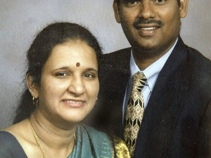 Do you have some unreported info on this unsolved murder case? People want to know what happened to Geetha Angara. Learn the latest on the case now!