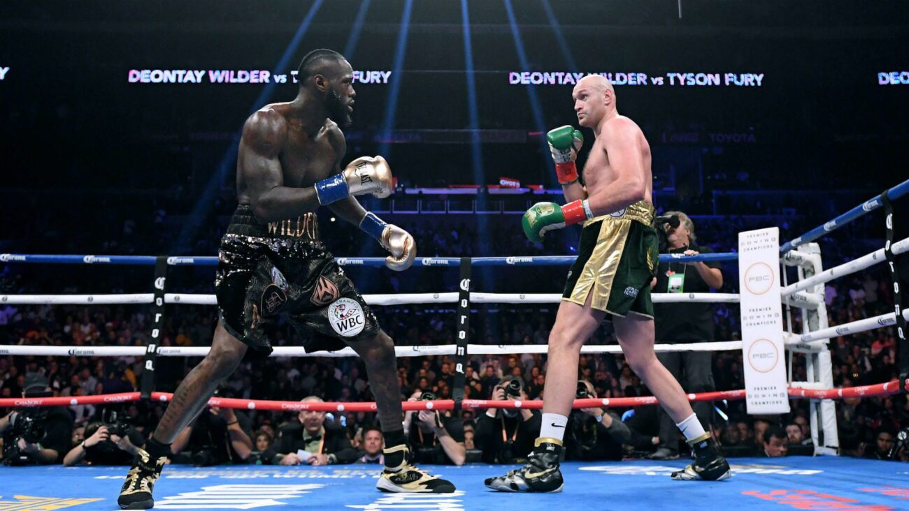 It's round three for Tyson Fury and Deontay Wilder. Find out who comes out as the ultimate boxing champ by streaming their entire fight online.