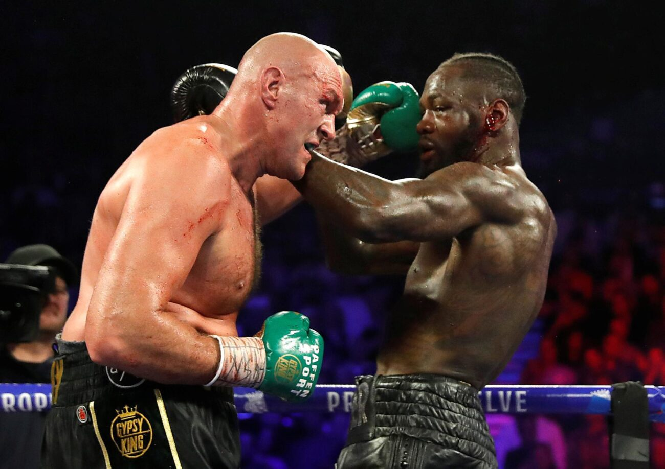 Don't miss a single second of this trilogy fight between 'Fury and Wilder' on Oct. 9, 2021! including how to watch Full Cards live stream free on Reddit!