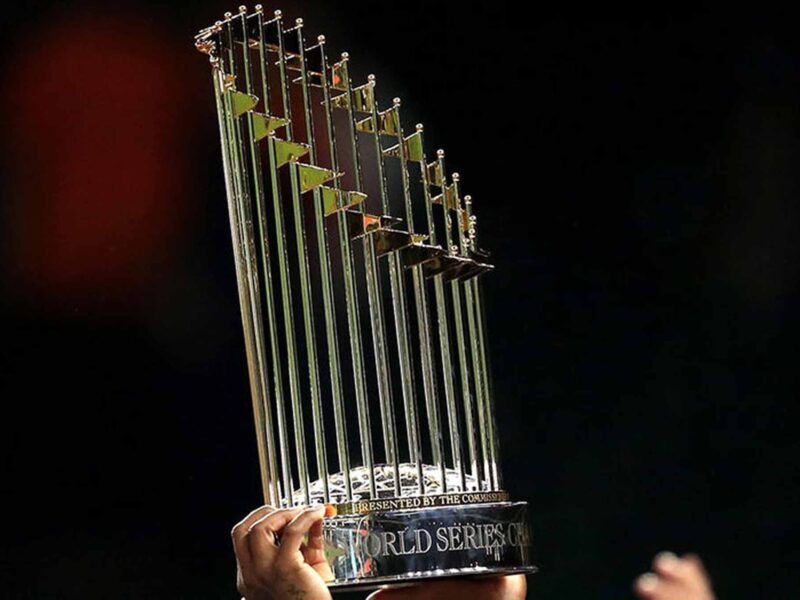The World Series is here! Learn how you can stream game one of the Astros/Braves series for free at home!