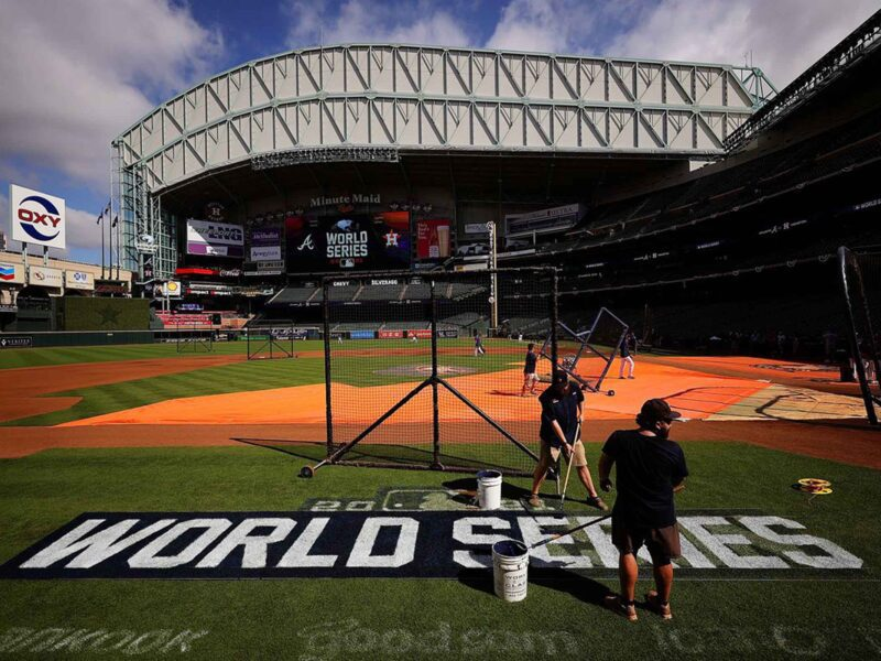 The underdog Atlanta Braves are set to face off with the Houston Astros in the World Series. Learn how you can stream all the action!