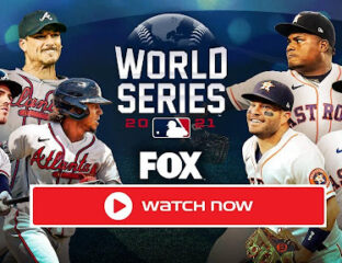 Are you looking for streams of the World Series? Learn how you can stream every game as the Astros face off against the Braves!